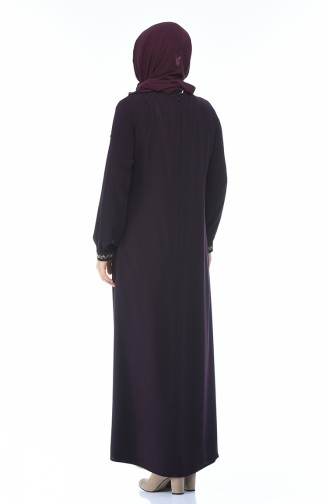 Purple Dress 8377-02