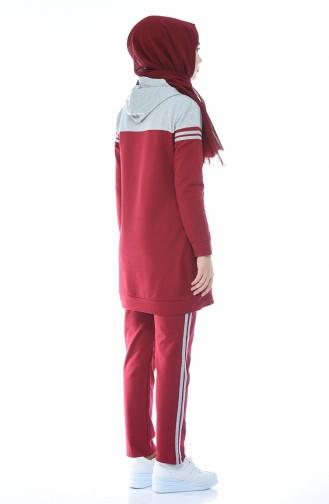 Gray Sweatsuit 1056-05