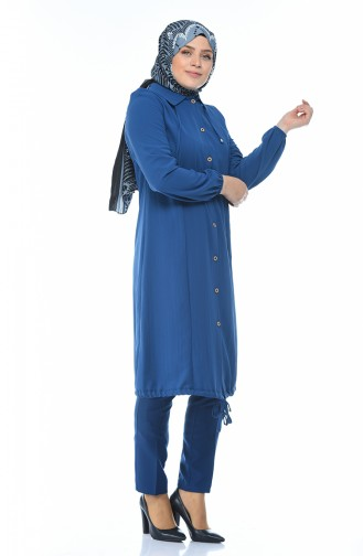 Saxon blue Broek 5179-02