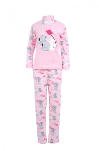 Pink Pyjama 8033-01