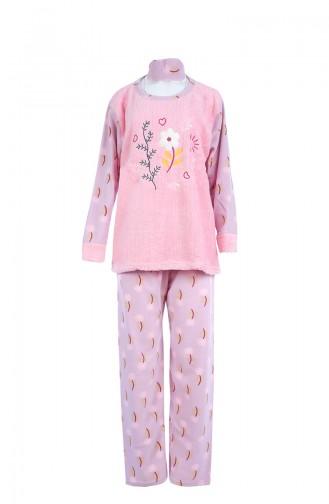 Ensemble Pyjama Pour Femme 8040 Lila 8040