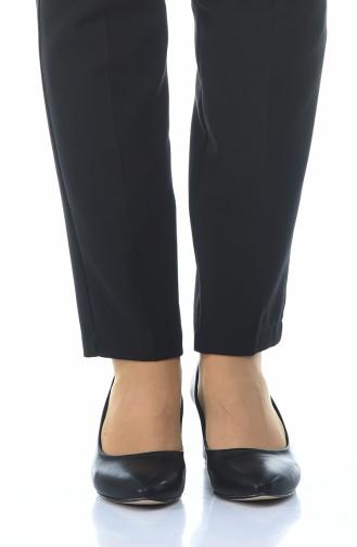 Chaussures a Talons Pour Femme 0010K-01 Noir 0010K-01