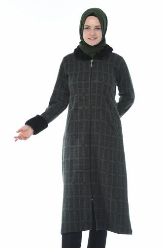 Khaki Mantel 99217B-01