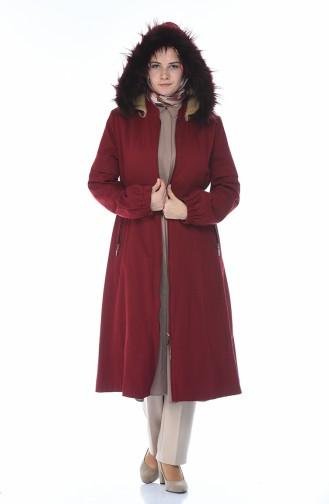 Weinrot Coats 4036-06