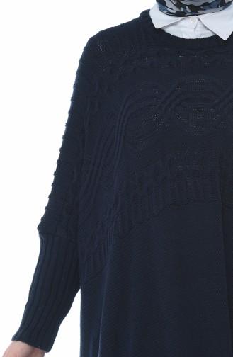 Trikot Poncho 1921-01 Dunkel Blau 1921-01