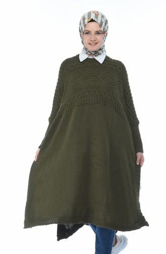 Khaki Poncho 1921-02