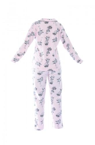Pink Pyjama 8048-01