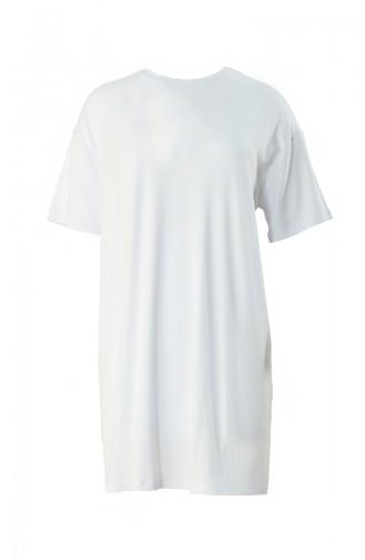 تي شيرت أبيض 0005-05