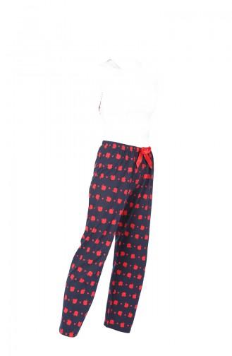 Navy Blue Pyjama 27123