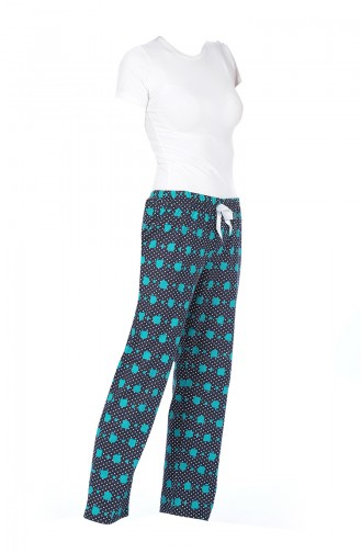 Green Pyjama 27129