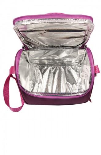 حقيبة رعاية الطفل Renkli 9311 Mor