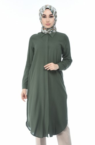 Khaki Tunic 5105-03