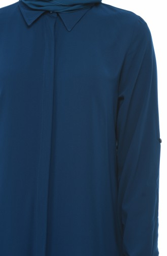 Oil Blue Tuniek 5150-05