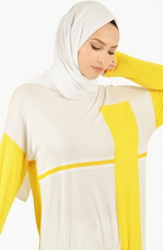 Yellow Tunic 1500-01