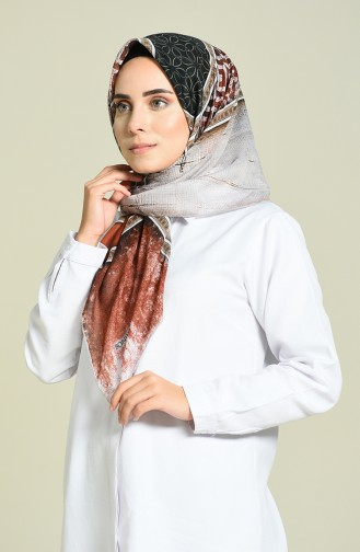 Scented Scarf Brown Tobacco 2371-06