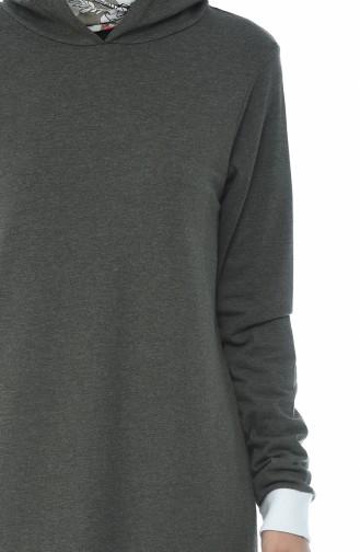 Khaki Dress 4052-04