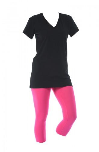 Rosa Pyjama 3616