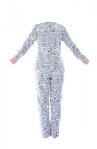 Pink Pyjama 8056-01