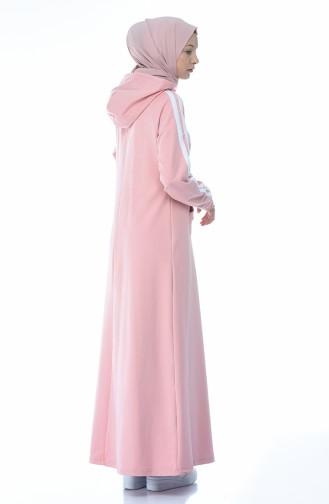Puder Hijap Kleider 4084-07