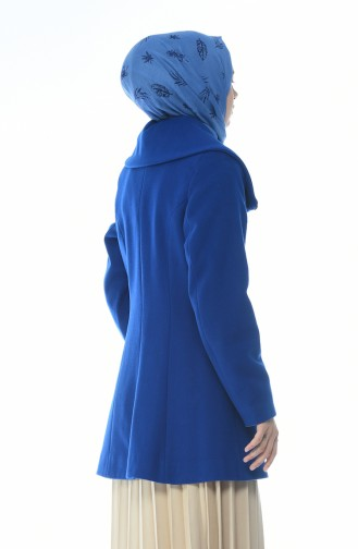 معطف طويل أزرق 2001-02