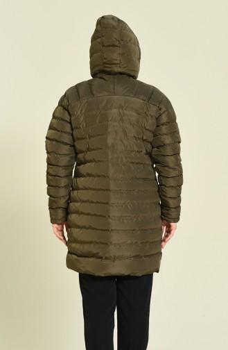 معطف كاكي 1570-01