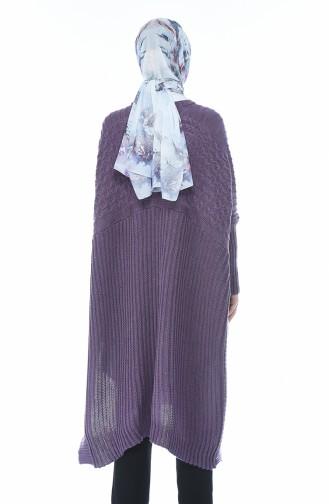 Lilac Poncho 1923-06