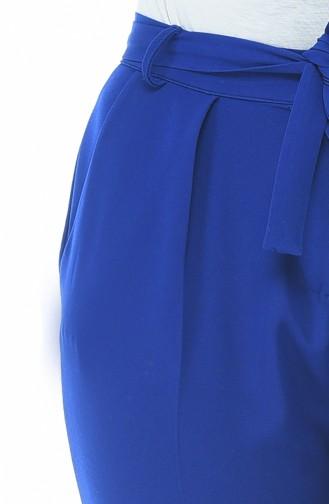 Saks-Blau Hose 5180-01