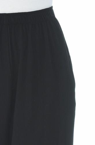 بنطال أسود 14007-06