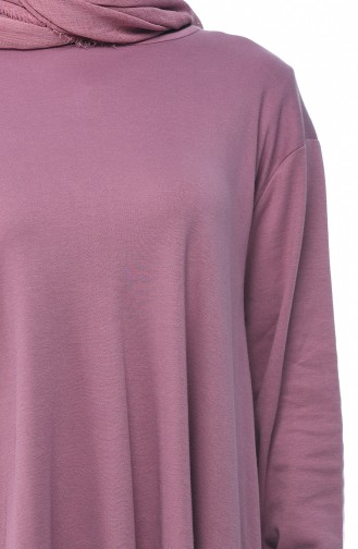 Dusty Rose Sweat shirt 10297-01