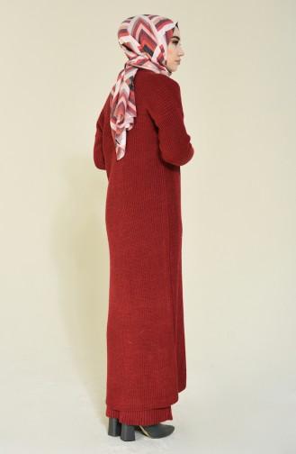طقم أحمر كلاريت 1915-10