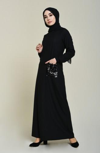 Black Dress 0252-03