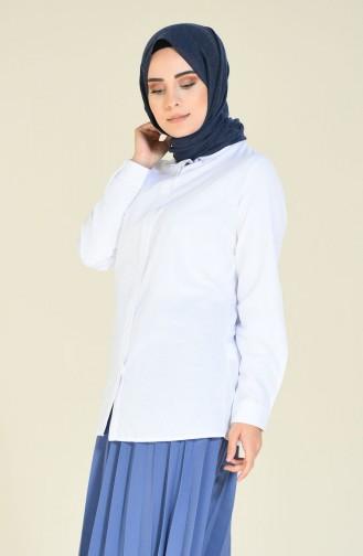 قميص أبيض 6386-01