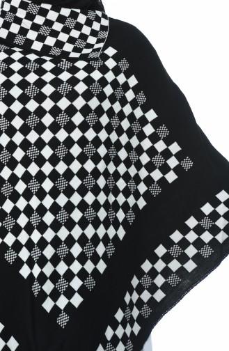 Ponchos Noir 1000B-02
