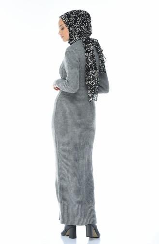 Tricot Dress Gray 1909-10