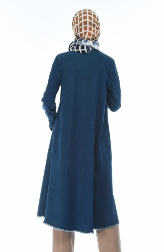 Jeans Blue Tunic 6413-01