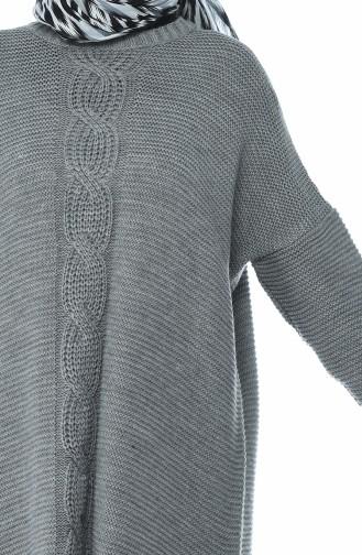 Tricot Tunic Gray 1924-01