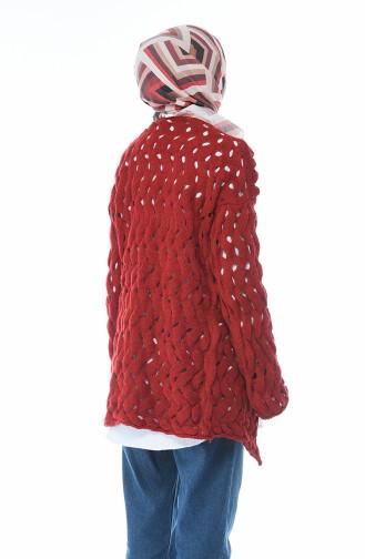 كارديجان أحمر كلاريت 7300-03