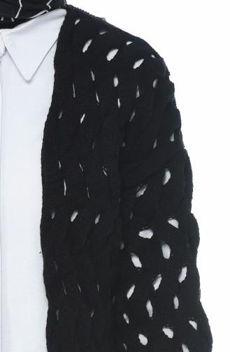 كارديجان أسود 7300-02