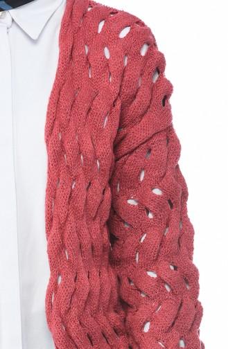 Pink Cardigan 7300-05