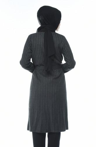 Light Black Mantel 1299-06