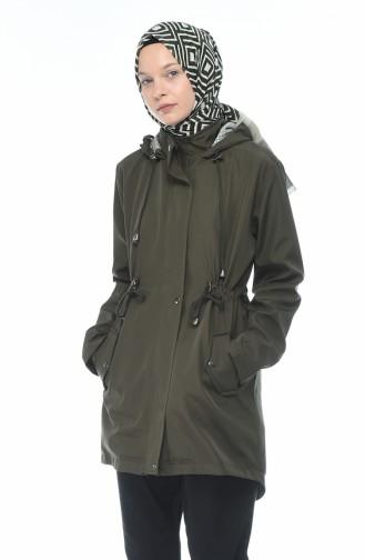 معطف كاكي 5023-02
