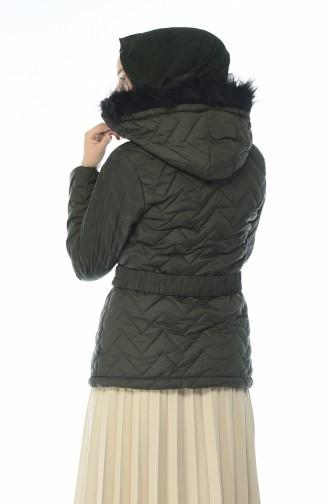 Dunkelgrün Coats 1574-01