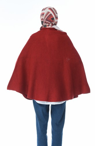 Red Poncho 7301-02