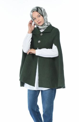 بونشو أخضر زمردي 7301-09
