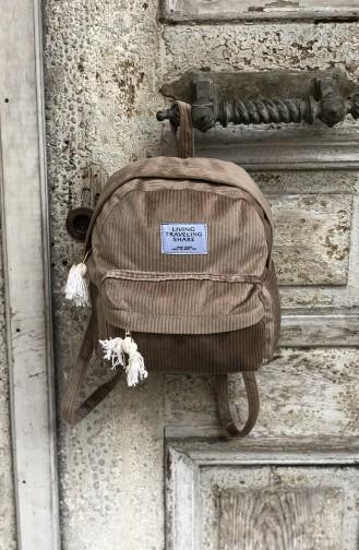 Women´s Backpack Mink 05-05