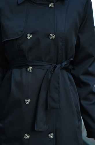 Schwarz Trench Coats Models 4035-05