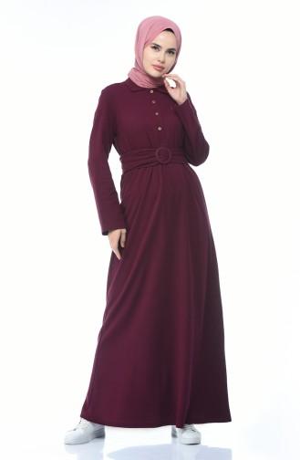 Zwetschge Hijap Kleider 5039-04