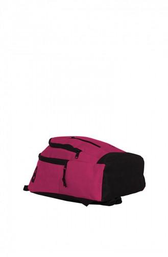 حقيبة ظهر فوشيا 1247589004459