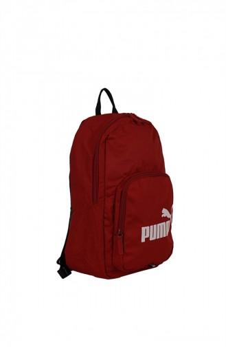 Puma Fabric Backpack Bordeaux 1247589005057