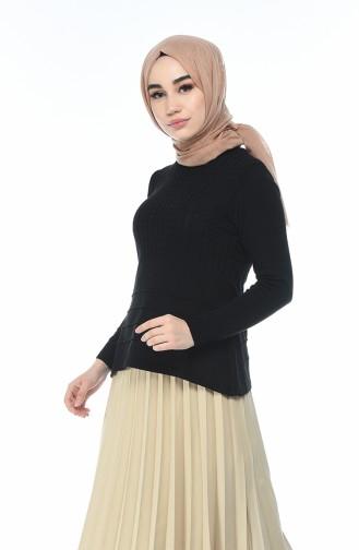 Tricot Sweater Black 10011-01